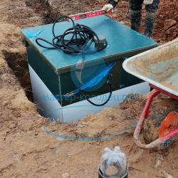 Септик ЮНИЛОС автономная канализация в Подмосковье